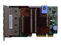 LENOVO 7ZT7A00549 THINKSYSTEM 10GB 4-PORT BASE-T LOM ADAPTER. NEW FACTORY SEALED.