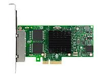 LENOVO 00AG520 INTEL I350-T4 4XGBE BASET ADAPTER FOR IBM SYSTEM X - NETWORK ADAPTER. NEW FACTORY SEALED.