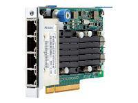 HP 764302-B21 4-PORT FLEXFABRIC 536FLR-T PCI EXPRESS 3.0 X8 NETWORK ADAPTER.