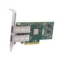 DELL 540-BBEJ MELLANOX CONNECT X3 DP 40GB QSFP SERVER NETWORK ADAPTER. NEW FACTORY SEALED.