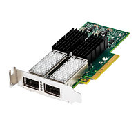 DELL D0KXV CONNECTX-3 EN DUAL 40 / 56GBE QSFP PCI-E 3.0 X8 8 GT/S(2) QSFP+ TRANSCEIVER PORTS NETWORK INTERFACE CARD NIC WITH LOW PROFILE FOR POWEREDGE