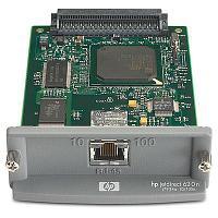 HP J7934G JETDIRECT 620N EIO FAST ETHERNET 10/100TX RJ45 INTERNAL PRINT SERVER. NEW FACTORY SEALED.HP J7934G JETDIRECT 620N EIO FAST ETHERNET 10/100TX