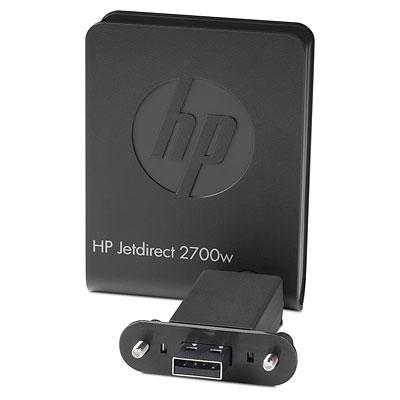 HP J8026A JETDIRECT 2700W USB WIRELESS PRINT SERVER. NEW FACTORY SEALED.