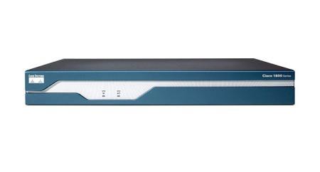 CISCO - (CISCO1841) MODULAR ROUTER W/ 2FE 2 WAN SLOT IP BASE 32FLASH/128DRAM.
