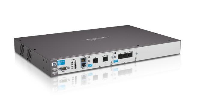 HP J8752A PROCURVE 7102DL SECURE ROUTER - 1 X COMPACTFLASH (CF) CARD - 2 X 10/100BASE-TX LAN.