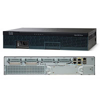 CISCO CISCO2911-V/K9 2911 VOICE BUNDLE ROUTER - MODULAR - VOICE/FAX MODULE - GIGABIT ETHERNET.