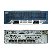 CISCO C3845-VSEC/K9 3845 VOICE SECURITY BUNDLE,PVDM2-64, ADV IP SERV, 256F/512D .