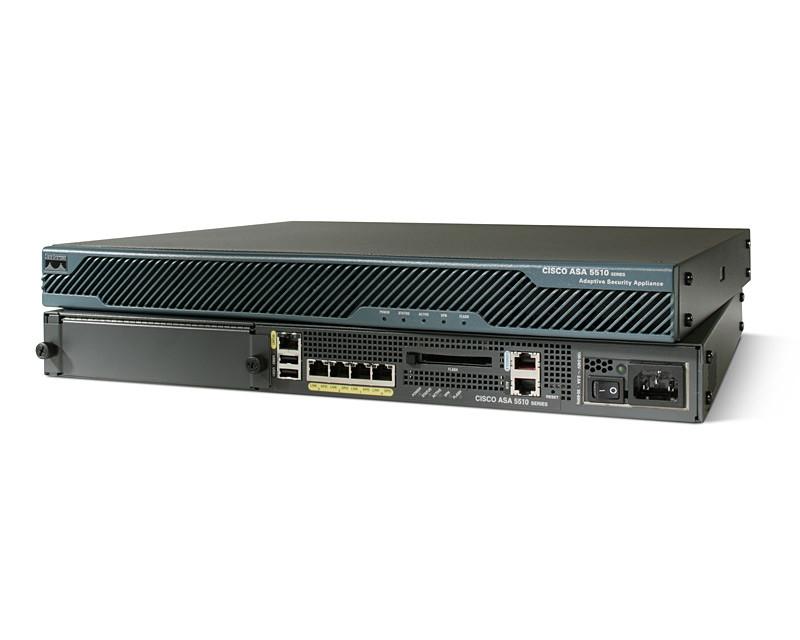 CISCO ASA5510-SSL50-K9 ASA 5510 SSL / IPSEC VPN ADAPTIVE SECURITY APPLIANCE.
