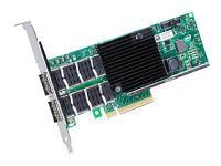 INTEL XXV710DA2BLK ETHERNET CONVERGED NETWORK ADAPTER X710-DA2 - NETWORK ADAPTER. NEW FACTORY SEALED.