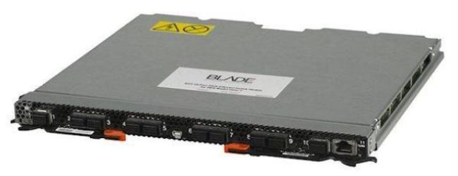 IBM 46C7192 10-PORT 10GB ETHERNET SWITCH MODULE FOR IBM BLADECENTER.
