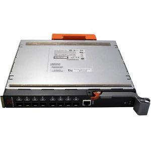 DELL GX499 POWEREDGE M1000E BROCADE 4424 4GB 12PORT FIBRE SWITCH.