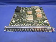CISCO WS-X6416-GE-MT 6000 SERIES 16PORT GIGABIT ETHERNET SWITCHING MODULE.