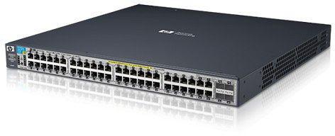 HP - PROCURVE 3500-48-POE LAYER 3 SWITCH (J9473-69001).