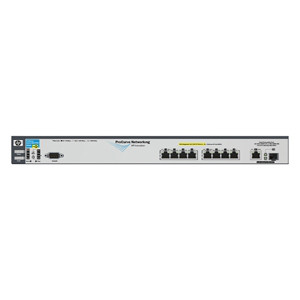 HP J8762A PROCURVE SWITCH 2600-8-PWR SWITCH - 8 PORTS - MANAGED - STACKABLE.