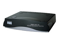 CISCO ATA186-I2-A ATA 186 WITH COMPLEX IMPEDANCE (270 OHM IN SERIES WITH 750 OHM AND 150 NF IN PARALLEL).NEW.