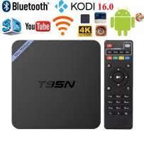 ТВ-приставка T95N-MINI M8Spro Андроид 5.1, Wi-Fi, 2Гб/8Гб, HDMI, Kodi 16.0