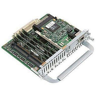 CISCO NM-HDV2-2T1/E1 IP COMMUNICATIONS HIGH-DENSITY DIGITAL VOICE/FAX NETWORK MODULE. NEW.CISCO NM-HDV2-2T1/E1 IP COMMUNICATIONS HIGH-DENSITY DIGITAL