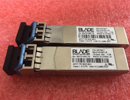 IBM AFCT-701SDZ-BN1 10GB 1310NM LONG WAVE SFP TRANSCEIVER.
