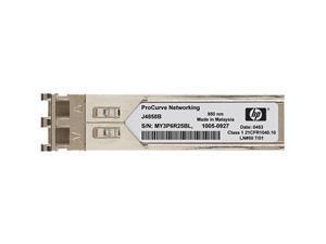 HP J4858-69201 PROCURVE X121 1 GBPS GIGABIT ETHERNET FULL-DUPLEX TRANSCEIVER. NEW RETAIL FACTORY SEALED.HP J4858-69201 PROCURVE X121 1 GBPS GIGABIT