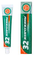 Паста зубная 32 ЖЕМЧУЖИНЫ Органическая календула, 100 г