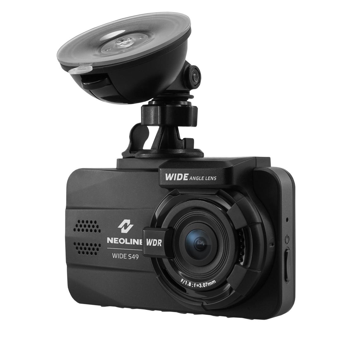 Видеорегистратор, Neoline, Wide S49, FullHD 30 к/с