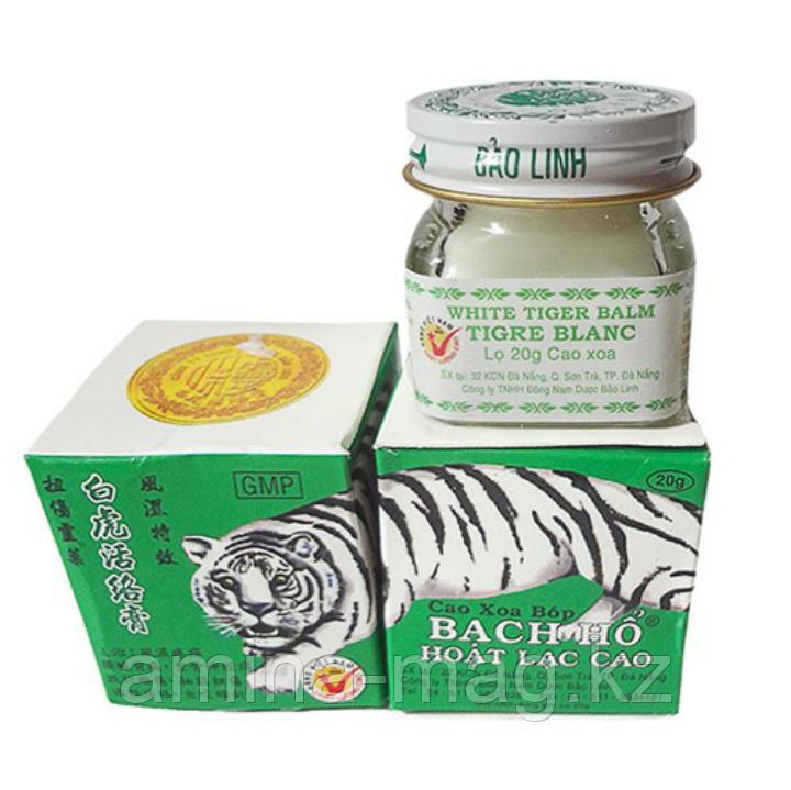 """Бальзам """"Белый тигр"""" от боли в суставах и мышцах"""
