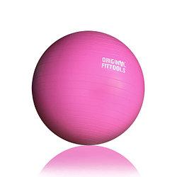 Гимнастический мяч 55 см, с насосом (FT-GBR-55)