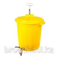 Бак с прессом для дезинфекции  12 литров , фото 2