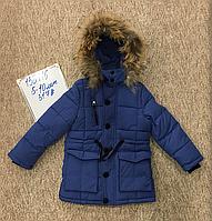 Куртка зимняя м.
