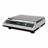 Весы электронные фасовочные настольные ВЭУ-3-0,5/1-А (300х280х130 мм, до 3 кг)