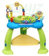 Детский развивающий игровой центр - прыгунки 696