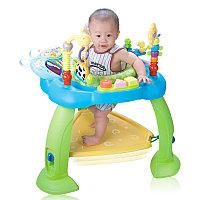 Детский развивающий игровой центр - прыгунки 696 , фото 1