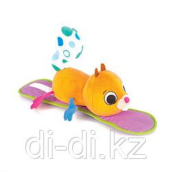 "Крепитель Happy Snail ""Белка Хруми"" (с пищалкой)"