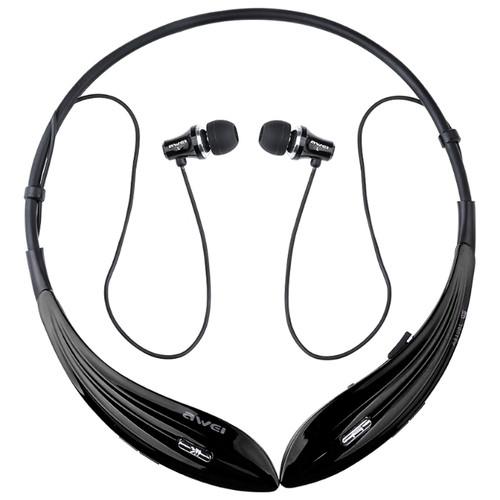 Беспроводные спортивные стерео наушники Awei A810BL Wireless