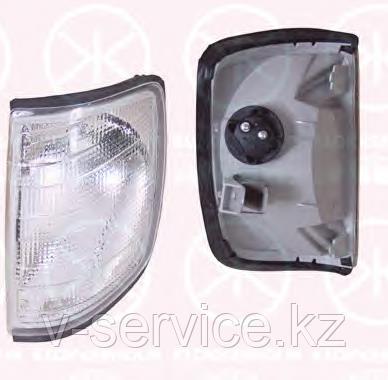 Поворотник W124(DEPO 440-1606L-UE-C)(белый)L