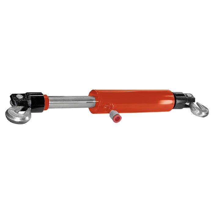 Цилиндр гидравлический, 10 т, стяжной усиленный с крюками MATRIX