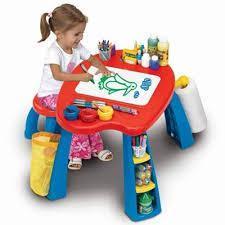 НАБОРЫ ДЕТСКОЙ МЕБЕЛИ (стол + стул)
