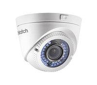 DS-T109 HD-TVI Купольная Камера Варифокальная 2.8~12.0мм / 92° - 29.3° -40°C...+60°C ИК до 40м
