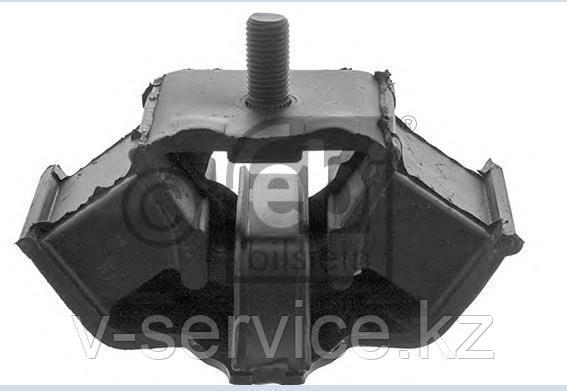Подушка коробки W124(124 240 0618)(TOPRAN  400036)(FEBI 2388)