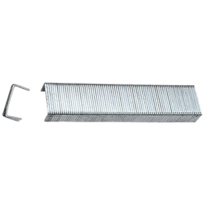 Скобы, 12 мм, для мебельного степлера, закаленные, тип 53, 1000 шт. MATRIX MASTER