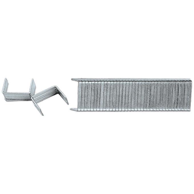 Скобы, 6 мм, для мебельного степлера, закаленные, тип 140, 1000 шт. MATRIX MASTER