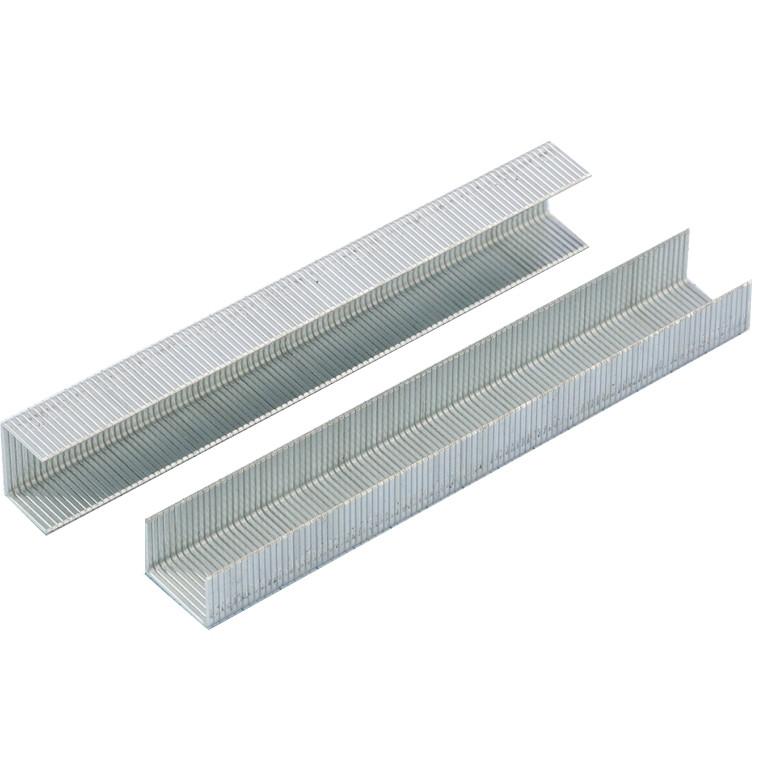 Скобы, 6 мм, для мебельного степлера усиленные, тип 53, 1000 шт. GROSS