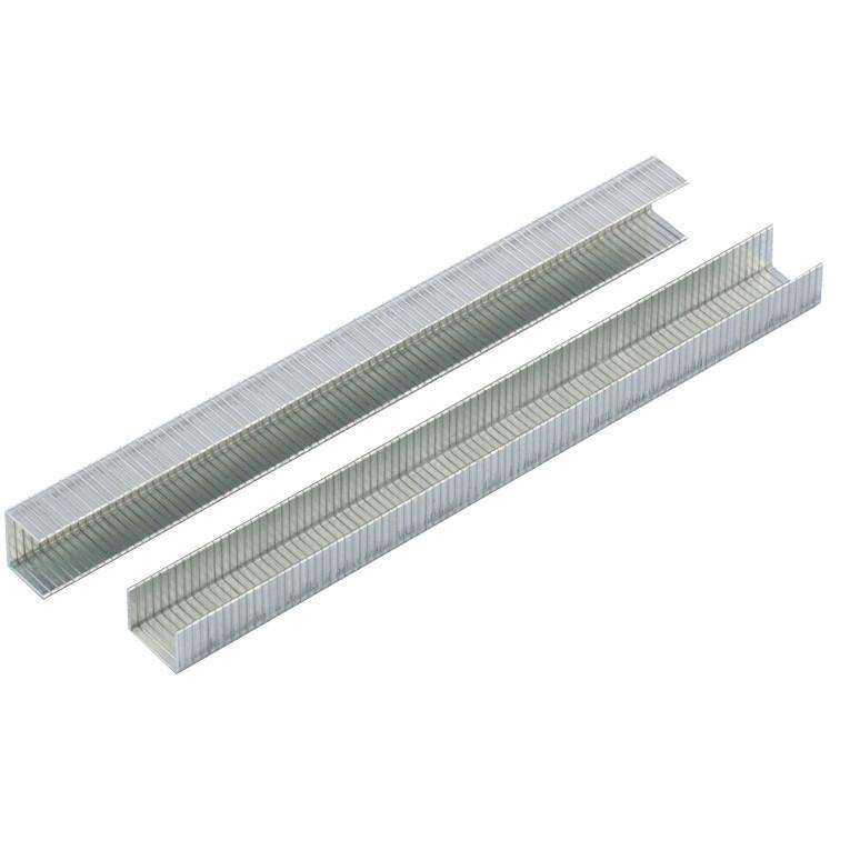 Скобы, 12 мм, для мебельного степлера, усиленные, тип 140, 1250 шт. GROSS