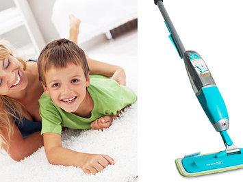 Швабра Healthy Spray Mop, фото 2