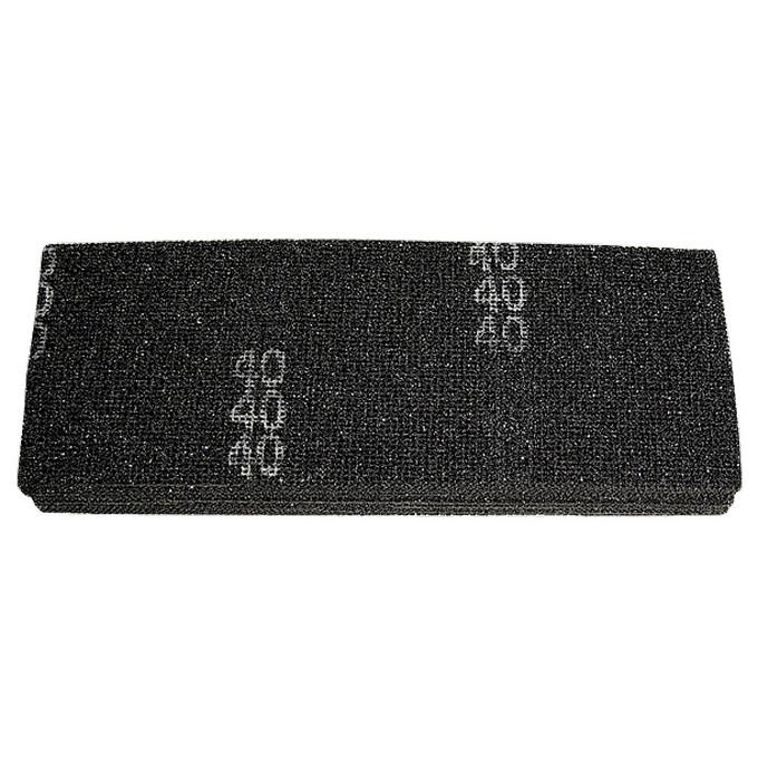 Сетка абразивная, P 40, 106 х 280мм, 25шт MATRIX MASTER