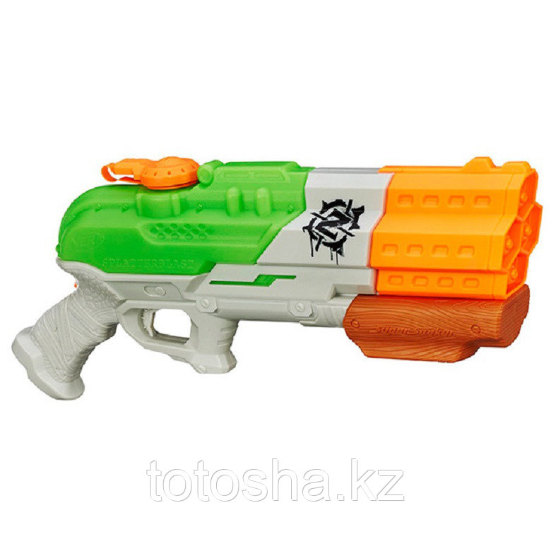 Nerf Zombie Strike Splatterblast водяной пистолет (Hasbro)