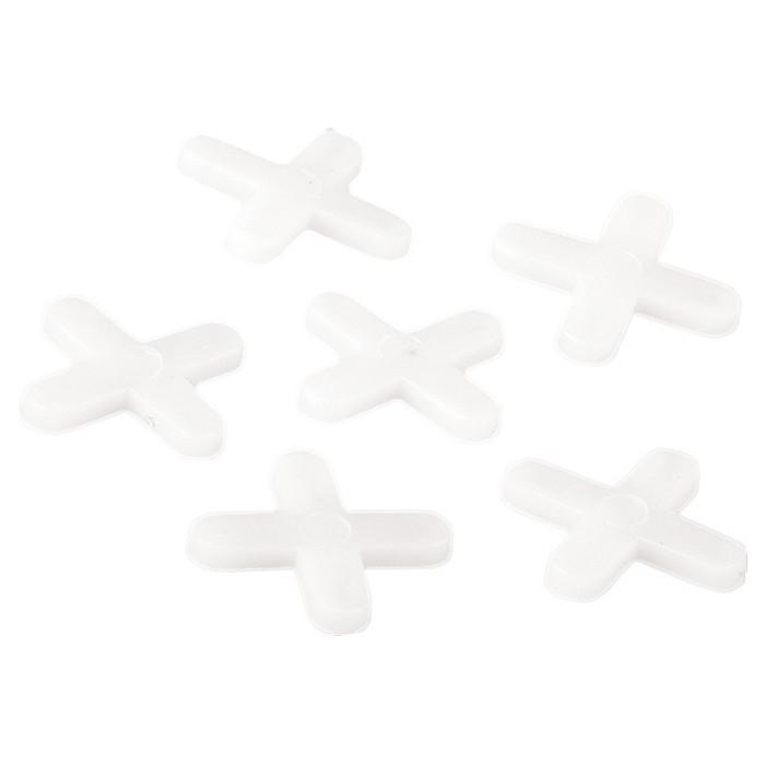 Крестики, 2,5 мм, для кладки плитки, 250 шт. SPARTA