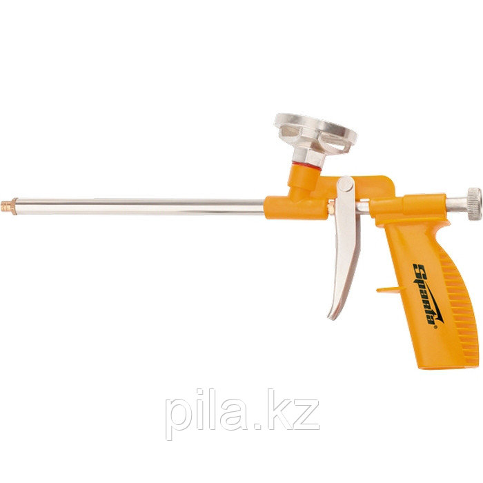 Пистолет для монтажной пены, облегченный корпус SPARTA