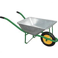 Тачка садовая, грузоподъемность 120 кг, объем 58 литров PALISAD