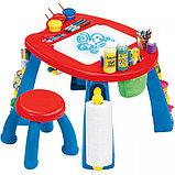 Развивающий игровой набор столик и стульчик, фото 2
